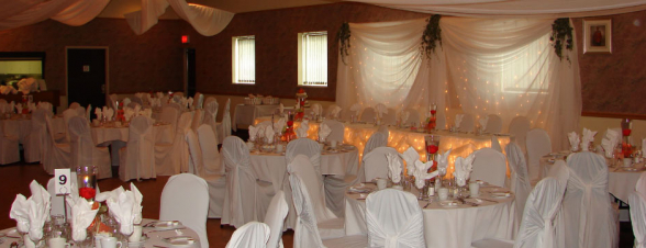 Masonic Hall Wedding Venue