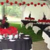 Garden reception venues