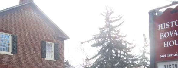 Historic Bovaird House Brampton