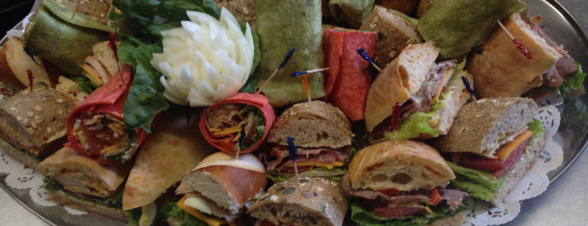 Gregorys Sandwiches